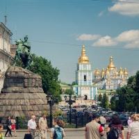 Cartoline da Kiev