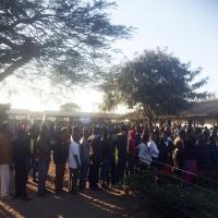 Le critiche elezioni in Zambia