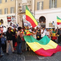Gli amici etiopi