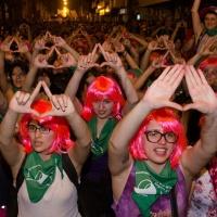 Argentina, in piazza contro il femminicidio