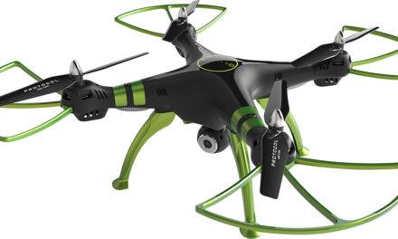 E' tempo di droni