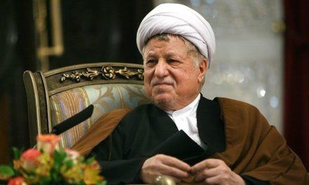 Iran, morte di un titano