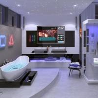Bagno e bellezza high tech