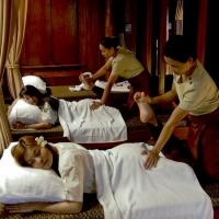 Un massaggio thailandese