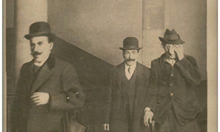 Un attentato (fallito) a Parigi nel 1919