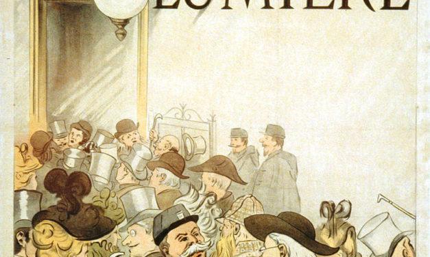 L'uscita dalle officine Lumière: il primo film della storia?