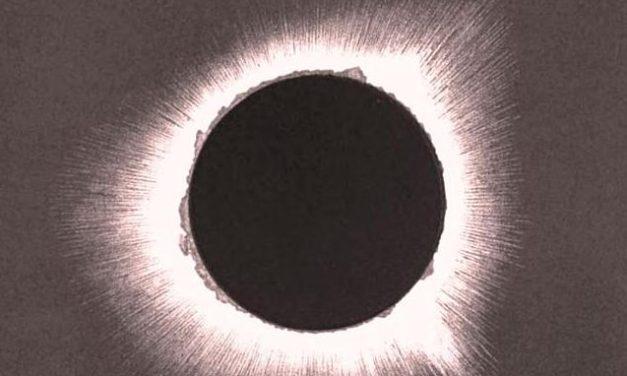 Un'eclissi per la pace