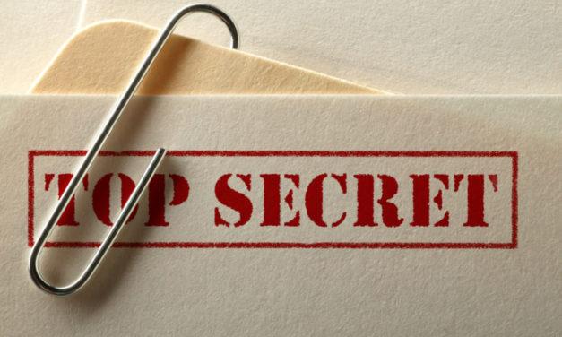 Il segreto di avere segreti