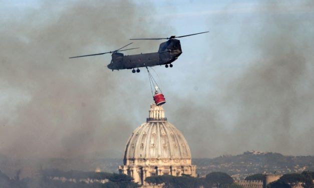 Roma brucia, Roma brucia