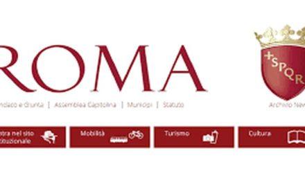 Roma offre accoglienza…sul sito